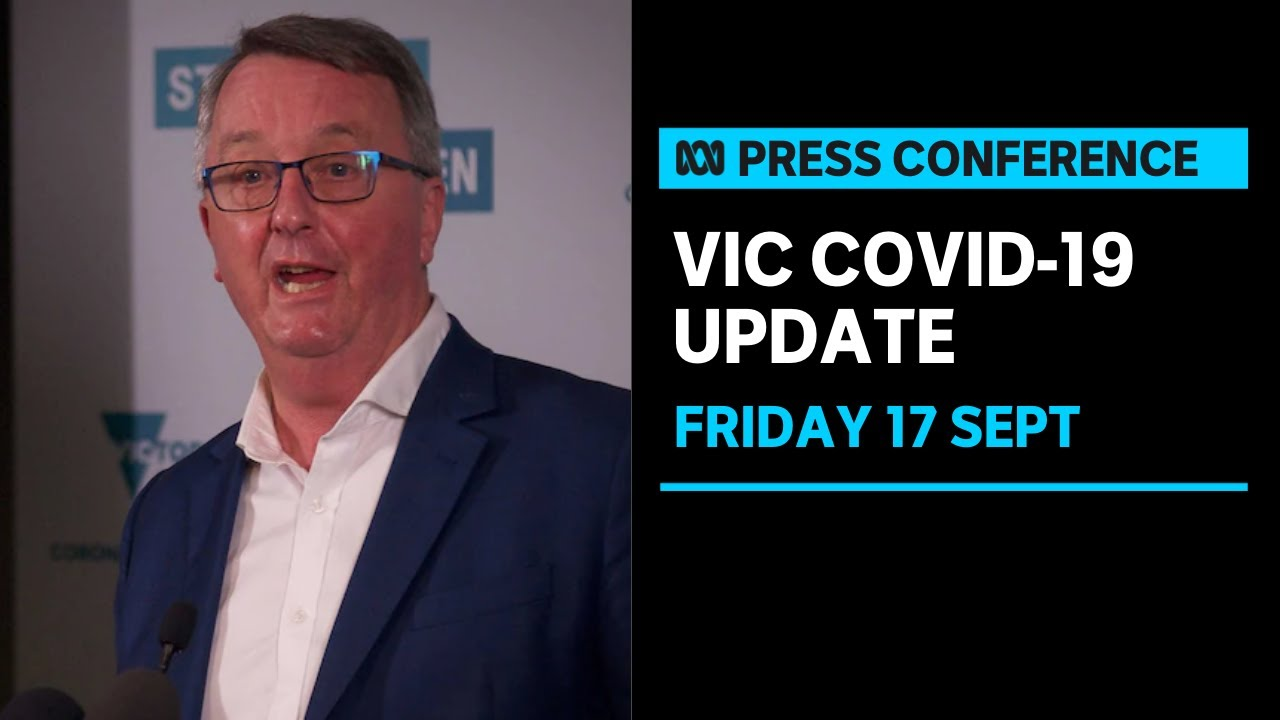 IN FULL Victorian officials provide COVID19 update as state records 510 new cases  ABC News