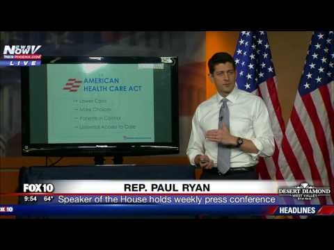 FNN: Paul Ryan's FULL PowerPoint Presentation on American Health Care Act (Obamacare Replacement)
