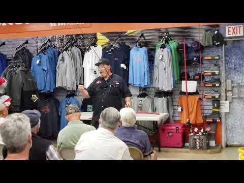 Intimidator Sportfishing Striper Fishing Seminar Part 2