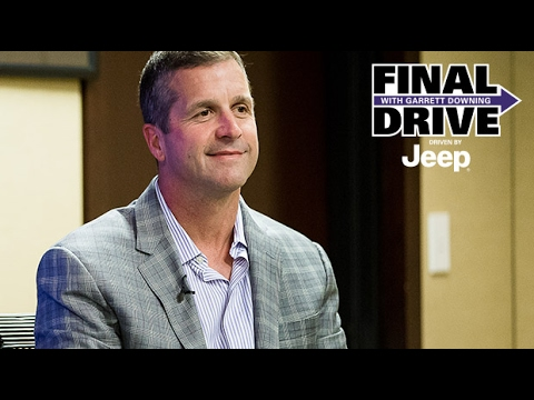 Would John Harbaugh Ever Run For Office?   Final Drive   Baltimore Ravens