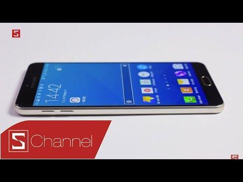 Schannel - Mở hộp Galaxy A9 màn hình 6 inch: Không thể tin nổi máy ngon thế này mà giá có 6.9 triệu!