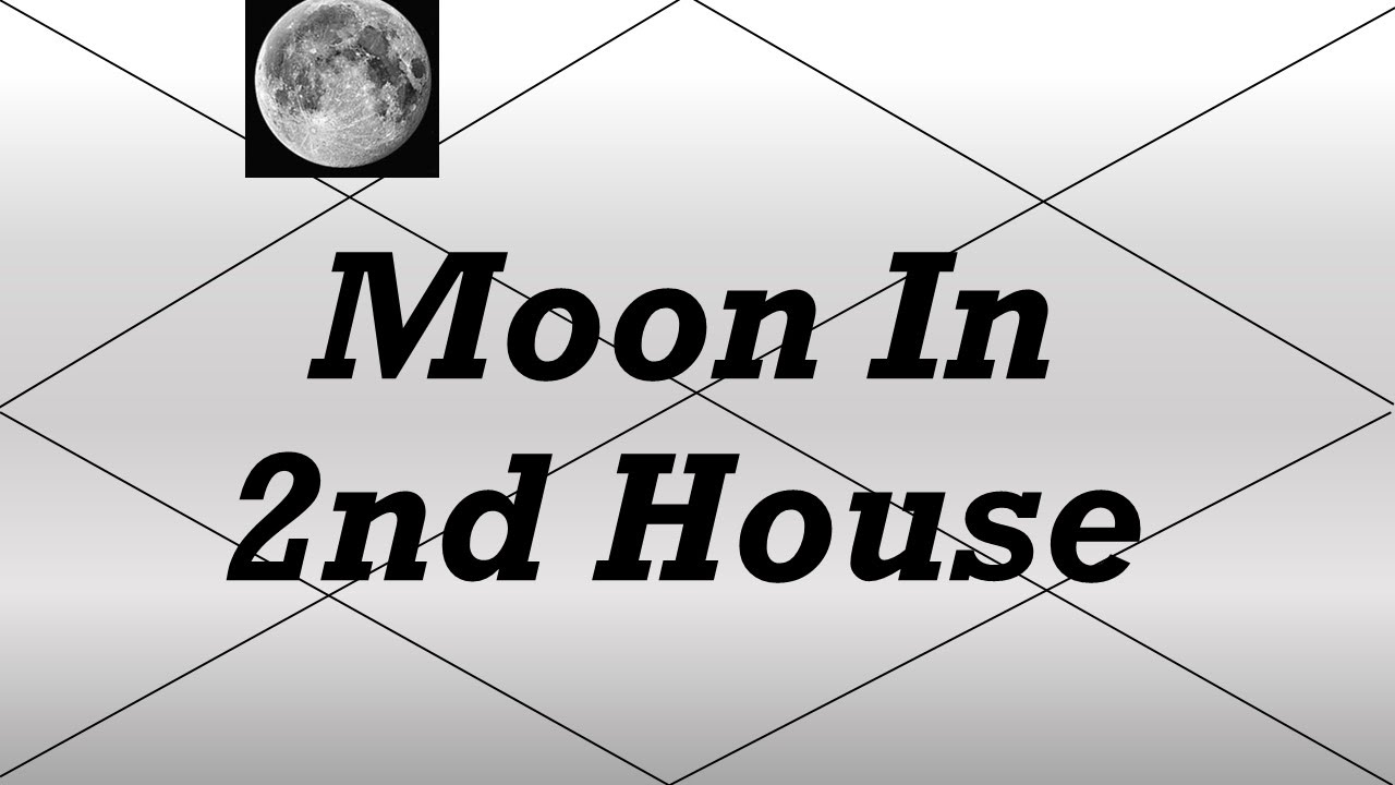 Moon in 2nd house vedic astrology youtube moon in 2nd house vedic astrology nvjuhfo Choice Image