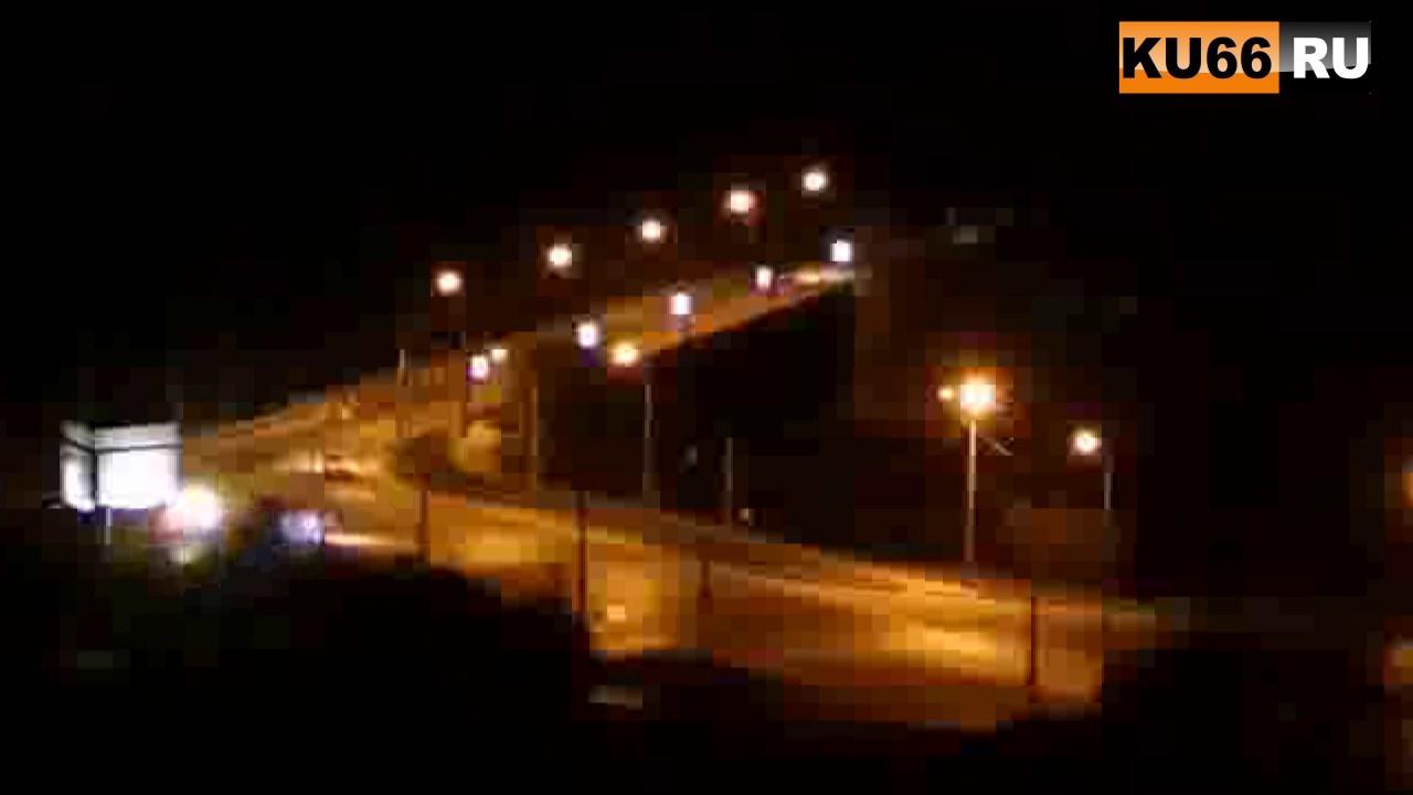 ДТП у моста 07.05.2017