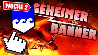 geheimer battlepass banner stern woche 2 season 8 fortnite - fortnite woche 2 stern season 8