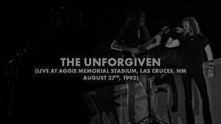 Metallica: The Unforgiven (Las Cruces, NM - August 27, 1992)