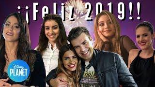 Karol, Tini e Isabela despiden el 2018 | Disney Planet News #61