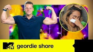 Psycho Sophie Kicks Off Over Alex's Worldie Flanter| Geordie Shore 1711