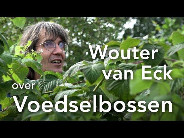 Wouter van Eck over Voedselbossen