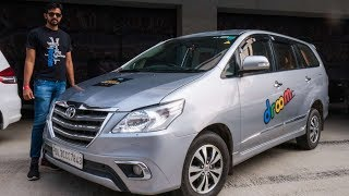 Old Toyota Innova Review On Track | Faisal Khan