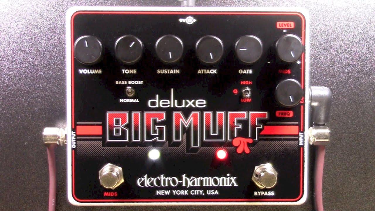 Deluxe Big Muff Pi : electro harmonix deluxe big muff pi review youtube ~ Russianpoet.info Haus und Dekorationen