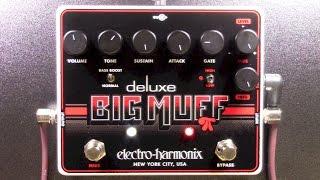 Electro Harmonix Deluxe Big Muff Pi Review - BestGuitarEffects.com