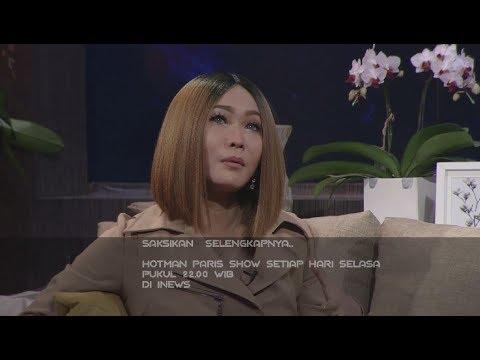 Lika-liku Perjalanan Hidup Sang Ratu Ngebor Inul Daratista di Hotman Paris Show. Selasa 23 Januari