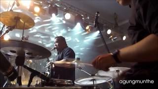 Glenn Fredly - Rame-rame ~ Dansa Yo Dansa (drumcam)