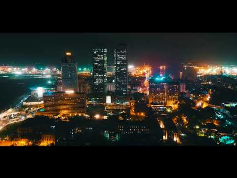 Colombo City Time-Lapse - Horizon Club Lounge  4K