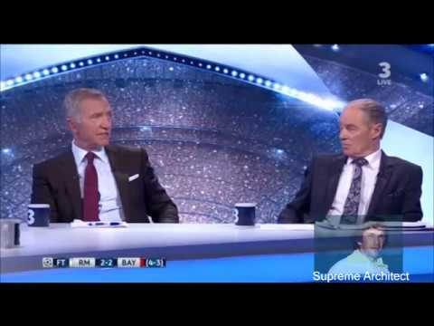Real Madrid 2-2 Bayern Munich Post Match Analysis Souness, Kerr