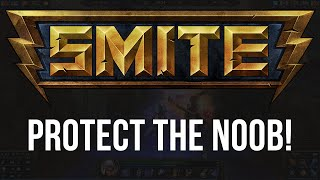 SMITE - Protect the Noob! [Sponsored video]