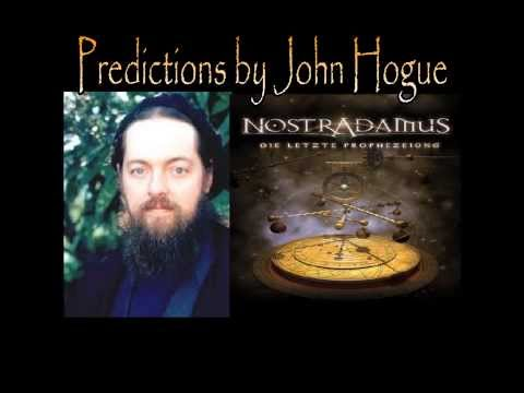 World-famous Seer John Hogue on Nostradamus and Predictions
