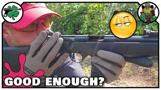 Mossberg 802 Plinkster -  22 Rifle - Competition Capable or Not