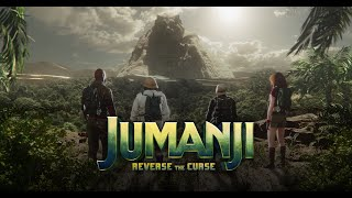 Jumanji: Reverse the Curse (2019) - Official Trailer