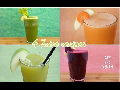 i-miei-4-centrifugati-preferiti!-(4-juice-recipes)