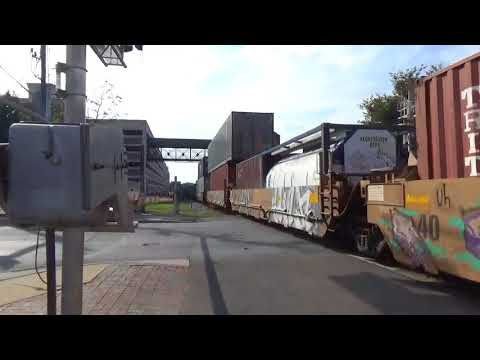 #1783 CSX Q136-24 Double Stack Intermodal train