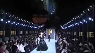 Fendi - Great Wall of China Fashion Show 2007 Thumbnail