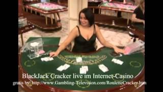 BlackJack Cracker live in Action Roulette SelMcKenzie Selzer-McKenzie