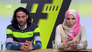 عائلة سورية تروي تجربة الزواج المتعدد.    شباب توك