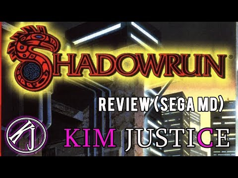 Shadowrun Review (Sega Genesis/MD) - The Best 16-Bit RPG? - Kim Justice