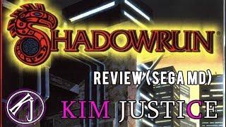 Shadowrun Review (Sega Genesis/MD) - The Best 16-Bit RPG? - Kim Justice