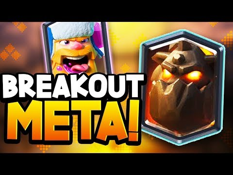 This Deck is TAKING OVER Clash Royale! (SHOCKER - It Doesn't Use Freeze!)