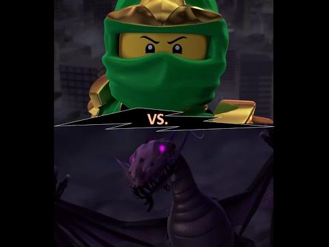 Ninjago lloyd vs lord gamadon y el gran tirano lyrics en - Ninjago vs ninjago ...