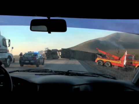 Highway Swift Truck Accident - YouTube
