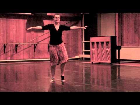 How To Camel Walk (Dance) with Kiri