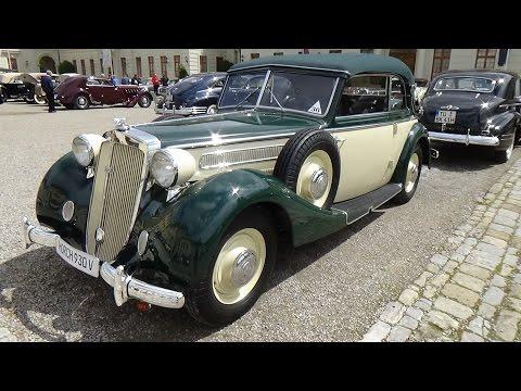 1938 Horch 830 Convertible - Retro Classics meets Barock Ludwigsburg 2016