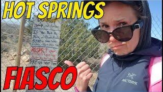 Bowen Ranch Hot Springs Fiasco