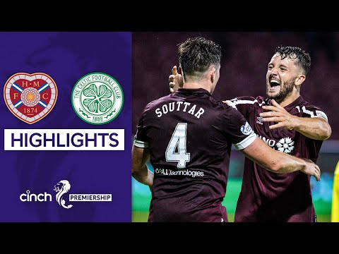 Hearts Celtic Goals And Highlights