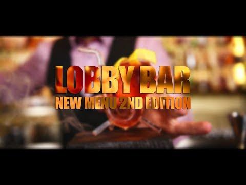 LOBBY BAR | New menu 2nd Edition | Emjay Production | 1080p