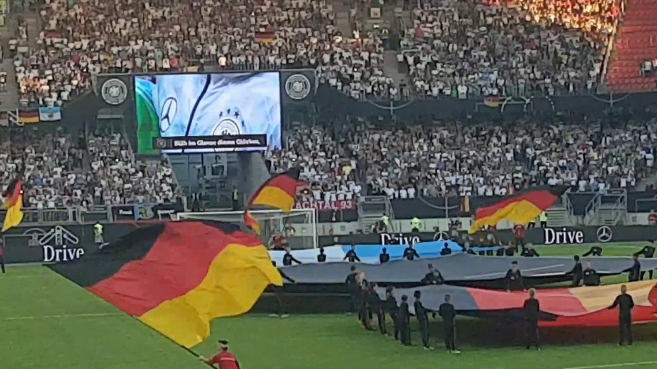 Deutschland Vs San Marino