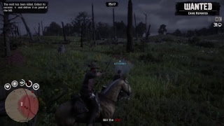 Red dead redemption 2- Hunting and a little sweaty Showdowns