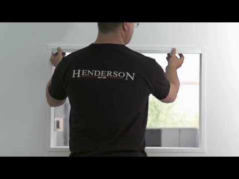 How to: Install a Sliding Glass Cabinet or Cupboard Door - Zenith by P C Henderson