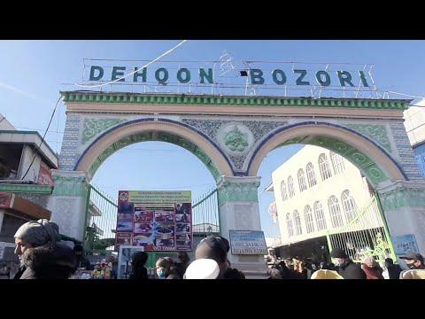 (14-сон) Чуст Дехкон Бозори. Chust Dexqon Bozori.