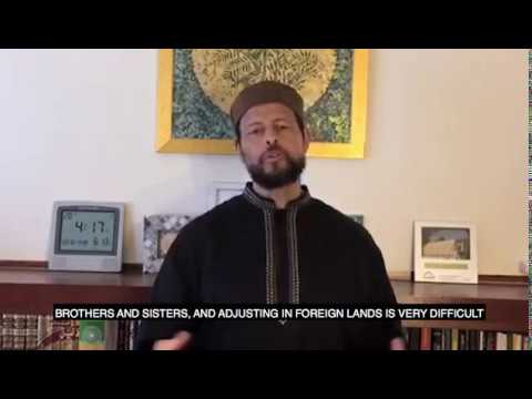 A Message From Imam Zaid Shakir - Help Scholars Do The Work Of Scholars