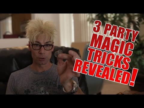 3 Best Magic Tricks To Do At A Party (and How To Do Them)