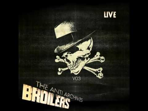 Broilers The Anti Archives 33 - Blume