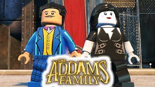 LEGO Addams Family 2019 Movie Gomez & Morticia