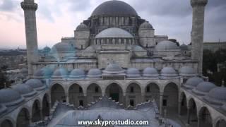Süleymaniye Camii Havadan Çekim
