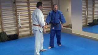 техники айкидо кокю наге объяснение для начинающих