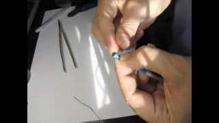 датчик влажности терморегулятора(Как можно сделать влажный датчик для терморегулятора и не только? Как легче всего зачистить телефонный..., 2013-10-22T15:12:11.000Z)