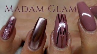 ♡ How to: Romantica Gelnails | Madam Glam